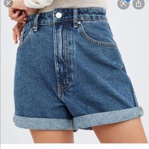 Zara | Mom Fit Shorts